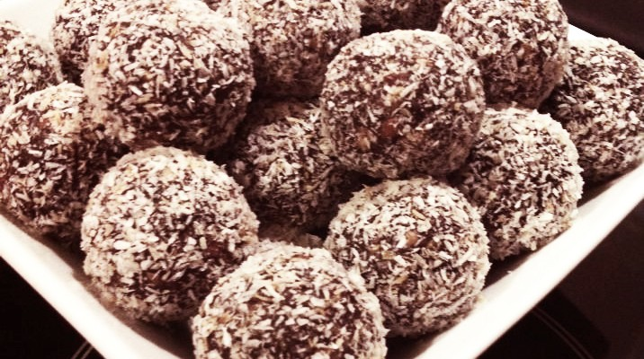 Lindt Chocolate Bliss Balls