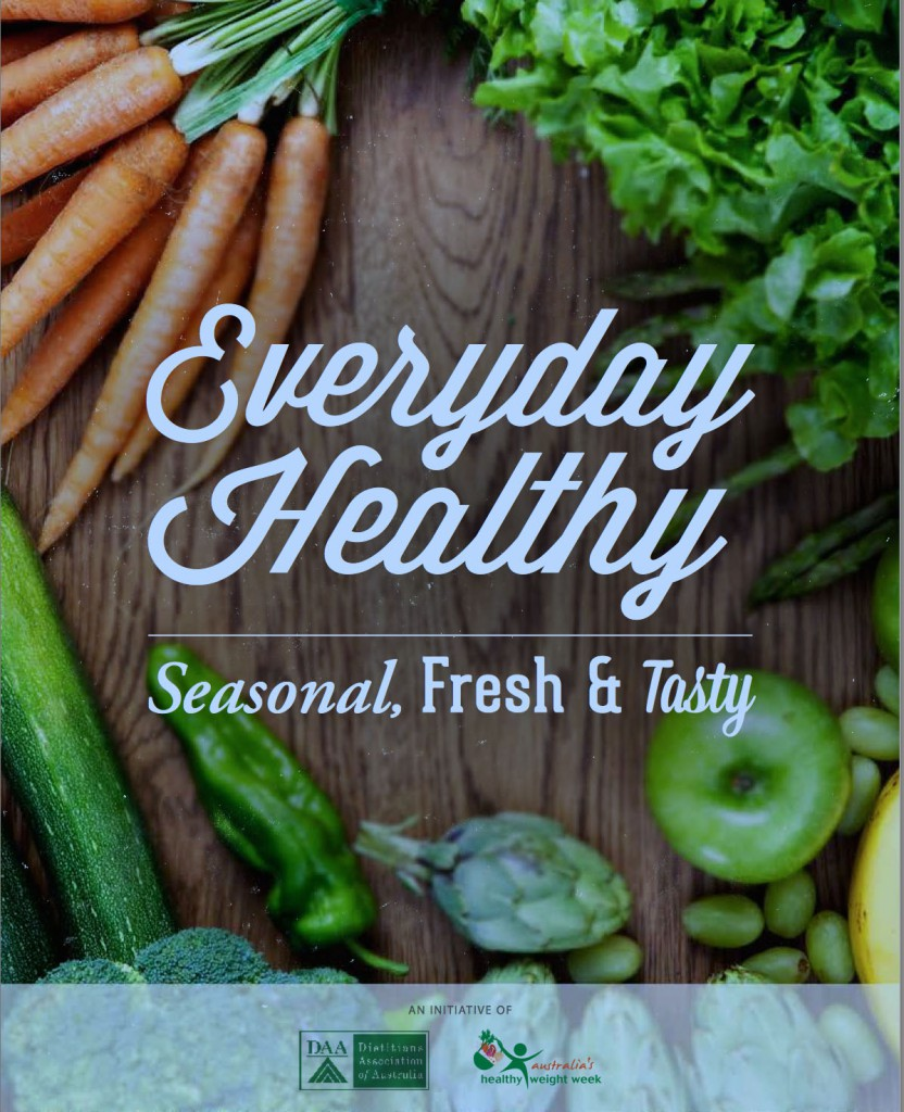 Everyday Health Cook Book