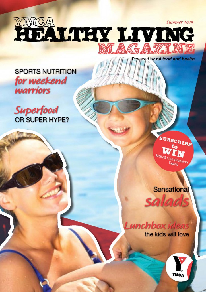Summer Cover n4 food and health