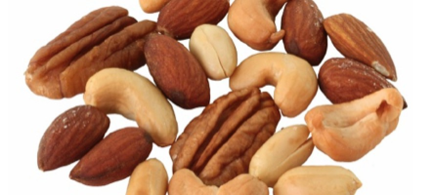 Go Nuts – But how much and which types?