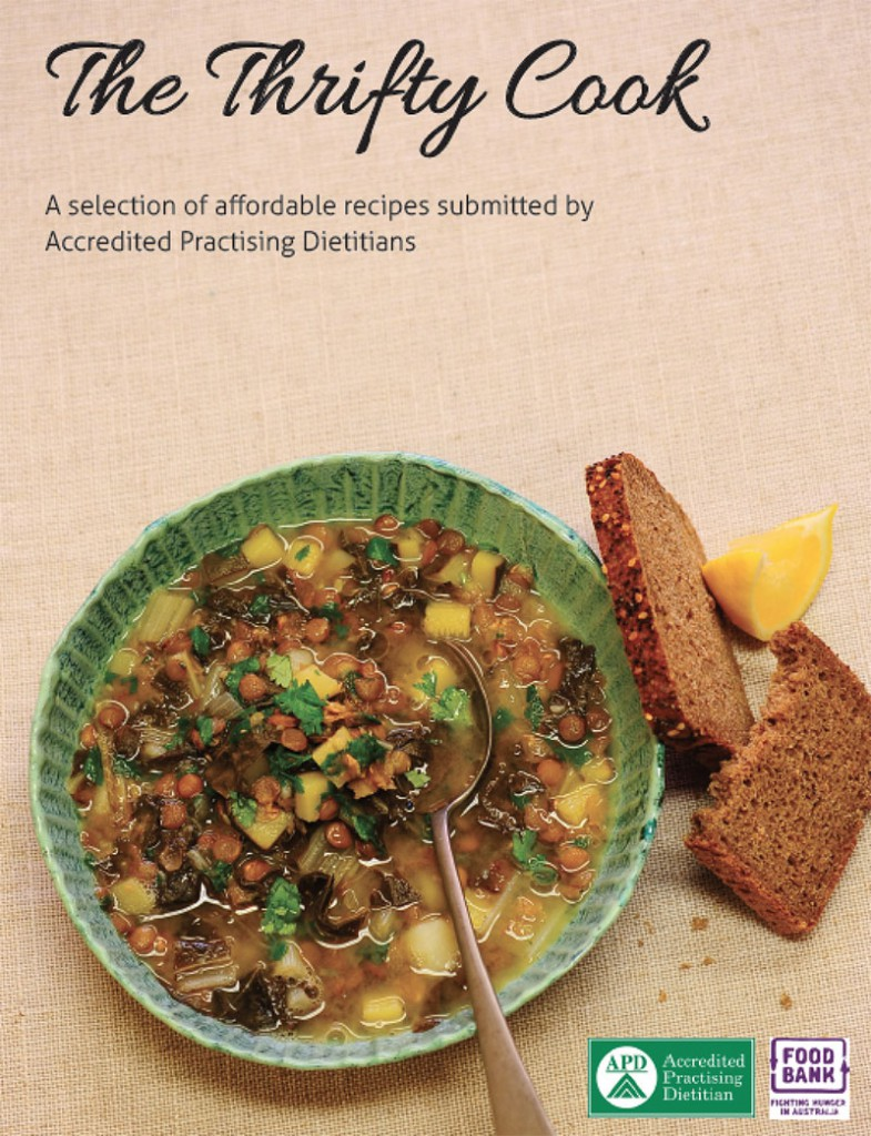 The Thrify Cook Book