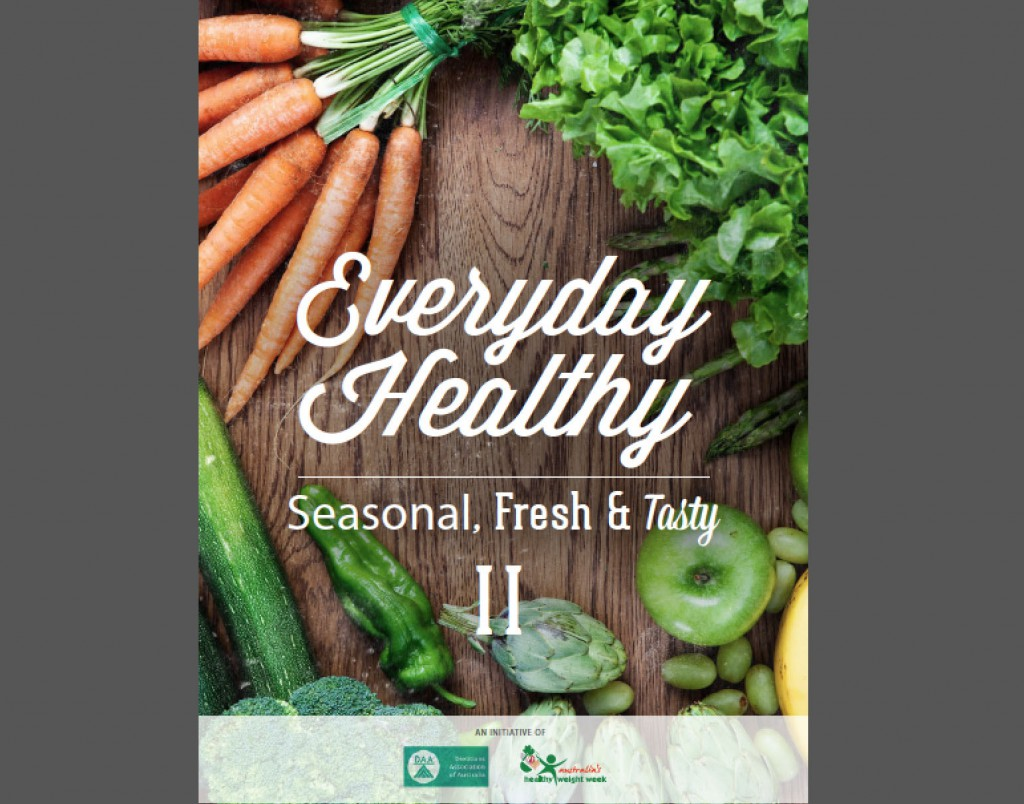 Everday Healthy Cookbook